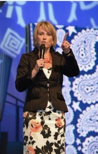 Sales Speaker | Motivational Speaker Connie Podesta