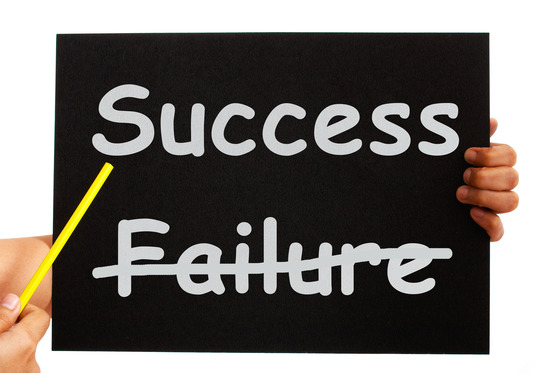 The #1 Reason People Either Fail or Succeed