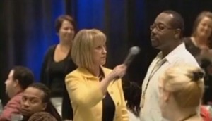 Motivational Speaker Connie Podesta's Question and Answers