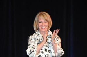 Motivational Speaker Connie Podesta on Resolutions