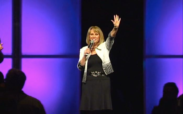 Motivational Speaker Connie Podesta