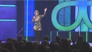 Motivational Speaker Connie Podesta Keynotes for Arbonne