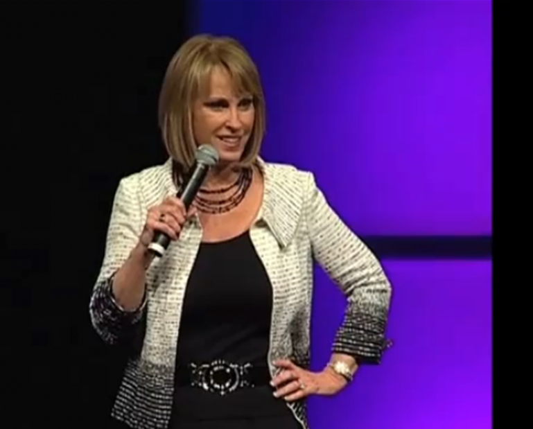 Motivational Speaker Connie Podesta says Ditch the Drama