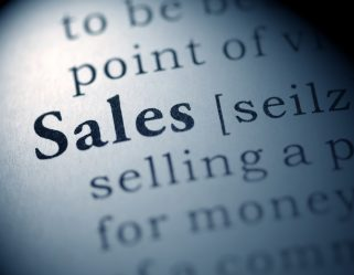 Quit Defining Sales the Same Way